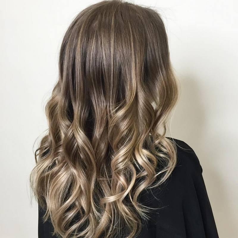 окрашивание волос омбре амбре орск